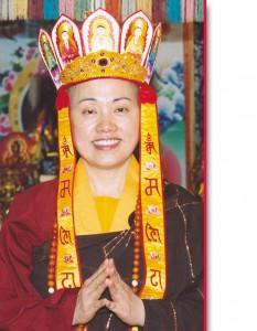 Master Lian Tzi Portrait no frame