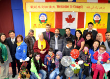 A Message from the Premier to LLCS Toy Drive for Children of Syrian Refugees