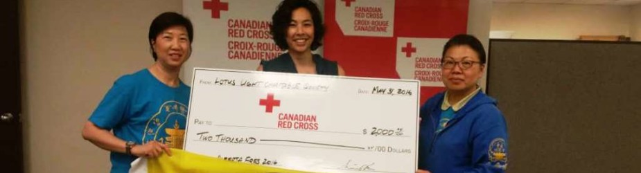 LLCS Supports Red Cross Canada Alberta Fires Appeal