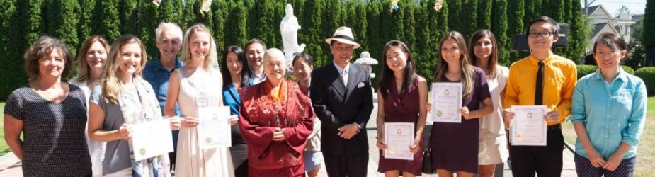 LLCS 2016 Annual Scholarship Award and Rice Donation Presentation