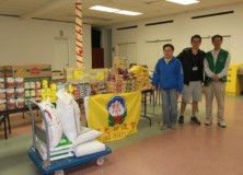 Helping the Inner City School Kids: LLCS Donates to Admiral Seymour Elementary
