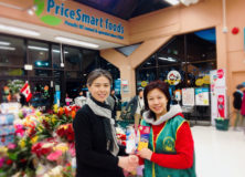 PriceSmart Foods Richmond Sponsors our Winter Charity Drive 2016