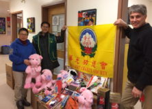 LLCS Donate Toys to BC SOS Children Village and Britannia Elementary School