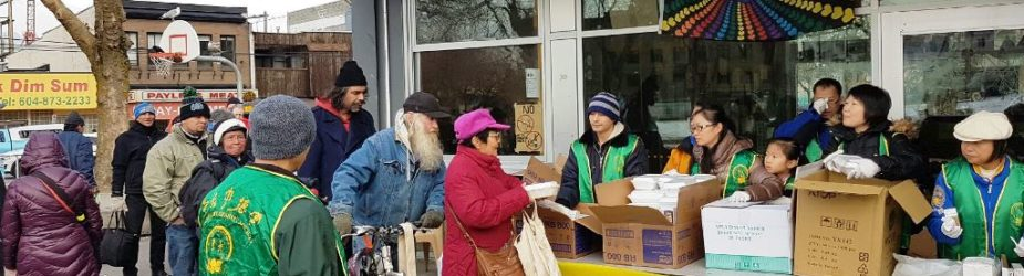 Golden Lake Seafood Restaurant Sponsors LLCS December Meals for the Homeless, and Our Tremendous Appreciation to Every Sponsor of the Event this Entire Year