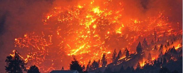 華光功德會將在商業中心為BC山火災民籌款賑災