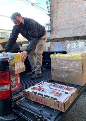 VP Loading Donation